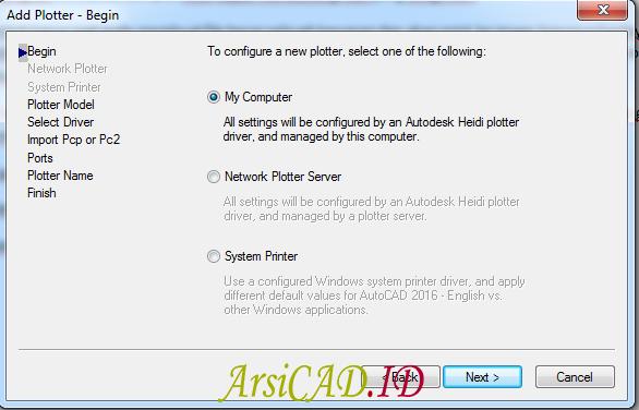 Langkah 4 Membuat Convert Image Beresolusi Tinggi di AutoCAD