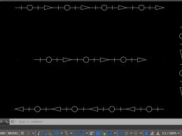 Cara Membuat Custom Linetype Objek Yang Kompleks Di AutoCAD