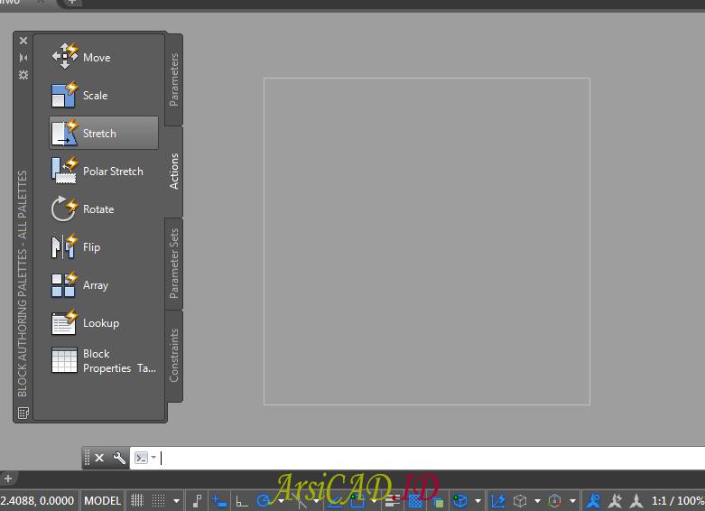 Langkah 4 Cara Menggunakan Wipeout AutoCAD Untuk Efisiensi Editing Denah