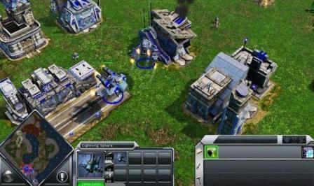 Tampilan Game Membangun Empire Earth Saat Dibuka
