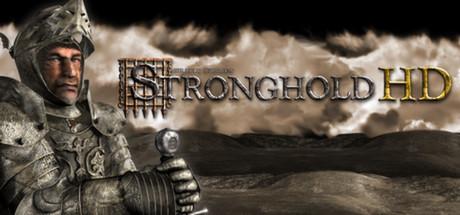Tampilan Poster Game Membangun Stronghold Bagian Depan